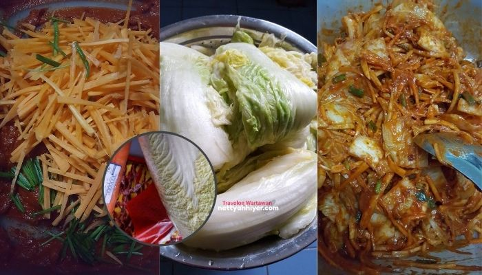 Buat Kimchi Halal Korea, Lagi Sedap Guna Cili Babas