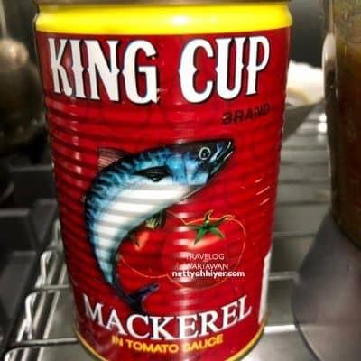 masak sardin tin