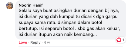 tempoyak-durian